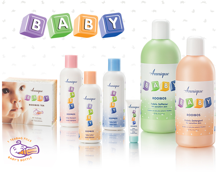 Baby. Logo. Packaging - Open here for design