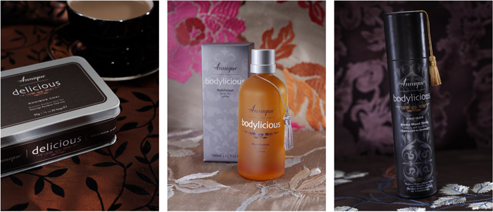 Bodylicious. Packaging - Open here for design