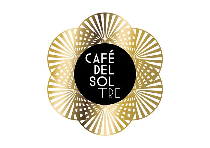 Cafe Del Sol Tre. Identity. Menus - Open here for design