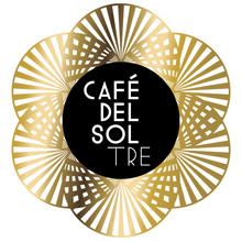 Cafe Del Sol Tre. Identity. Menus - Open here for design