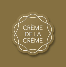 Creme De La Creme. Packaging - Open here for design
