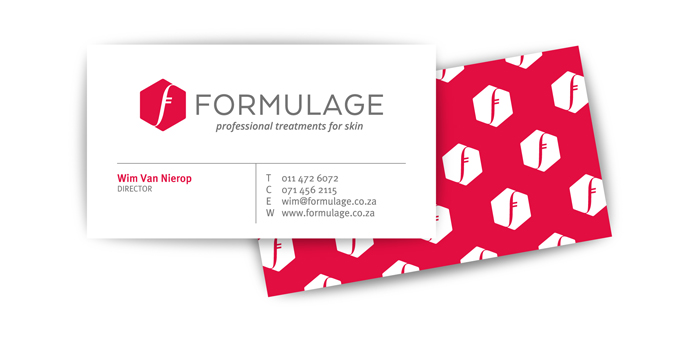 Formulage. Identity. Packaging - Open here for design