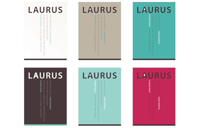 Laurus. Logo Packaging - Open here for design