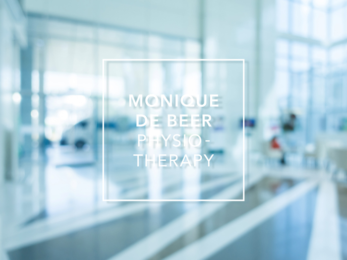Monique De Beer. Identity - Open here for design