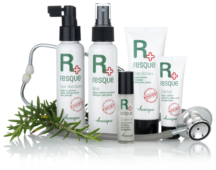 Resque. Logo. Packaging - Open here for design