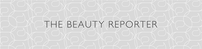 The Beauty Reporter. Identity - Open here for design
